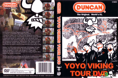 Viking Tour DVD