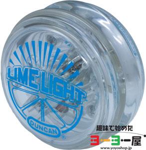Green Duncan Lime Light Yo-Yo