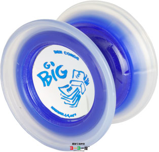Go Big - Blue