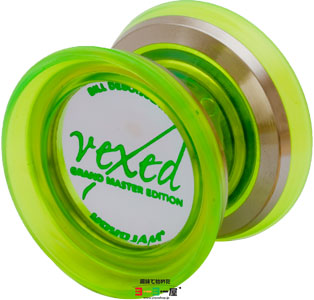 Bill deBoisblanc's Vexed - Glow Lime Green